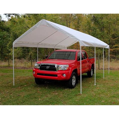 car canopy replacement tarp carport canopy roof top replacement cover  costco shelter