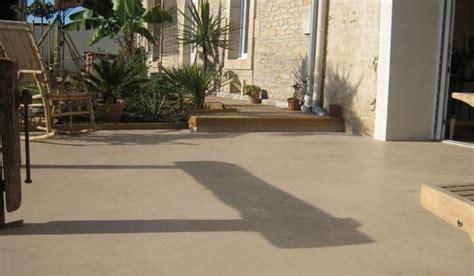 peinture pour sol exterieur beton nivrem peinture sol terrasse bois exterieur diverses id 233 es de conception de patio en
