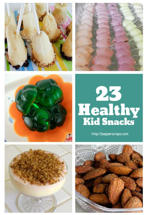 23 healthy kid snacks pepper scraps 764 | 23 healthy kids snacks