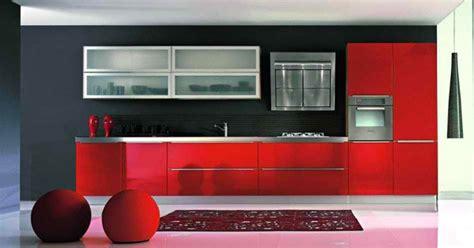 15 Stunning Red Kitchen Ideas  Home Design Lover
