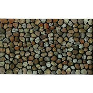 apache mills pebble 18 in x 30 in recycled rubber door mat 60 772 1029 01800030 the