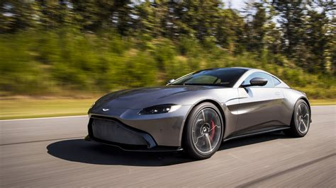 aston martin vantage review top gear