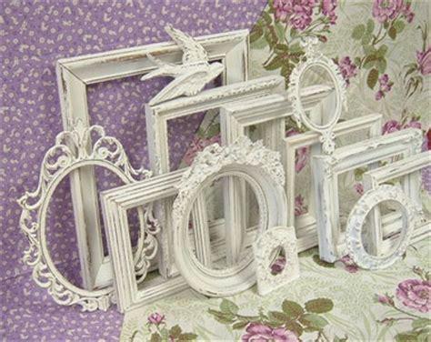 deco shabby chic pas cher choosing frames in harmony