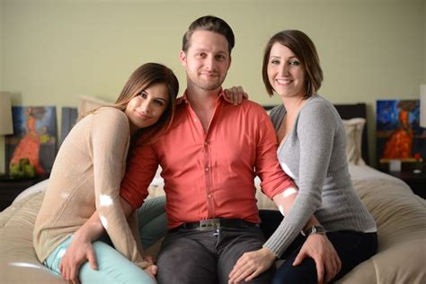 British Man Who Lives With Two Girlfriends Becomes A Dad