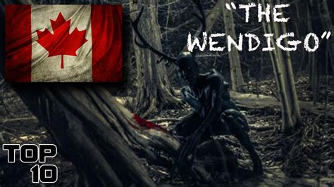 Best Scary Top 10 Scary Canadian Legends Viralmadness