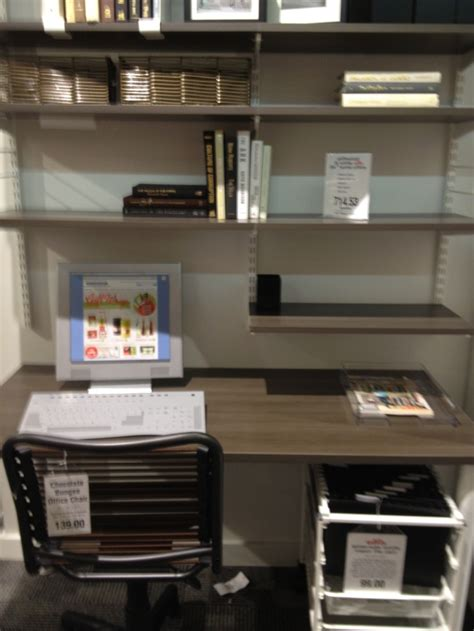 56 best images about elfa shelving office on