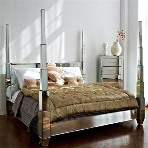 Bedroom Clever Mirrored Furniture Bedroom Ideas With