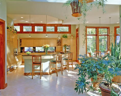 nkba reports contemporary kitchens   rise  house