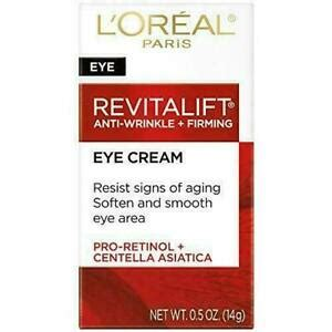 L'Oreal RevitaLift Eye Cream Anti-Wrinkle Firming Pro