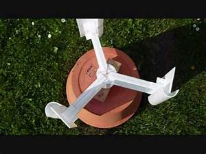 Windgenerator Selber Bauen : vertikales windrad mit c rotor youtube ~ Orissabook.com Haus und Dekorationen