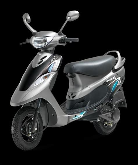 Tvs Scooty Pep Plus Photos