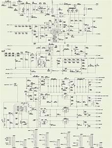 Akai Pdp-4206em - Plasma Tv - Schematic