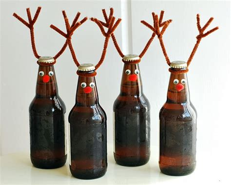 awesome beer bottle craft tutorials ideas noted list