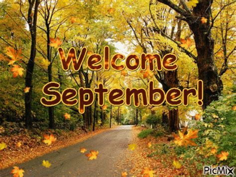 Welcome September! Pictures, Photos, and Images for