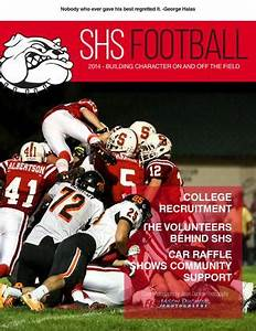 September 2014 Sandpoint High School Football Program by ...