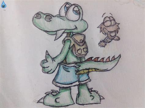 Croc Legend Of The Gobbos By Armandocop012 On Deviantart