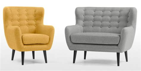 Mini Kubrick Sofa And Armchair At Made