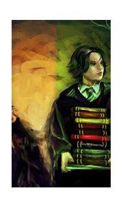 Lily and Severus - Severus Snape Fan Art (30589007) - Fanpop