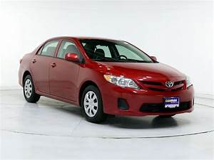 Used Toyota Corolla With Manual Transmission For Sale