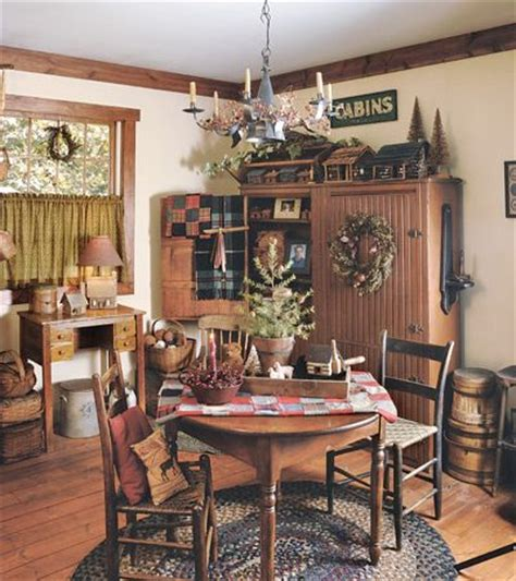 dining rooms country sler and primitives on pinterest