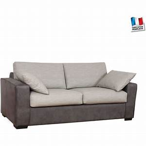 canape 3 places convertible express annecy bultex pas With tapis de course avec canapé convertible 3 places gris