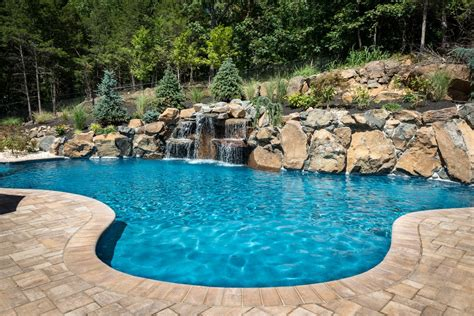 wayne nj custom inground swimming pool design construction