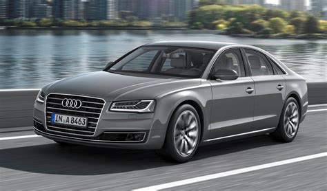 Audi A8 Backgrounds by New Model Audi A8 Hd Background Wallpaper 27931 Baltana