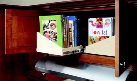 kitchen cookbook storage 46 best ideas about cookbook bookshelves on 3411