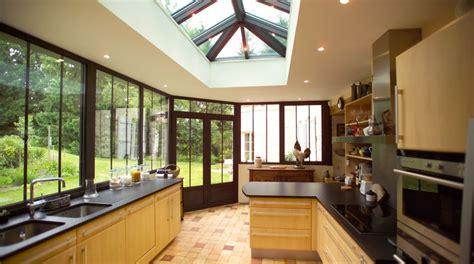 cuisine avec veranda j 39 ouvre mon horizon avec une véranda rénovation