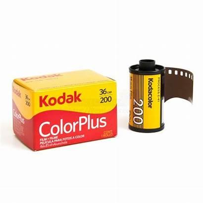Kodak Film Colorplus 35mm 200