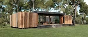Maison écologique En Kit : maison pr fabriqu e en bois pas cher n15 ~ Dode.kayakingforconservation.com Idées de Décoration