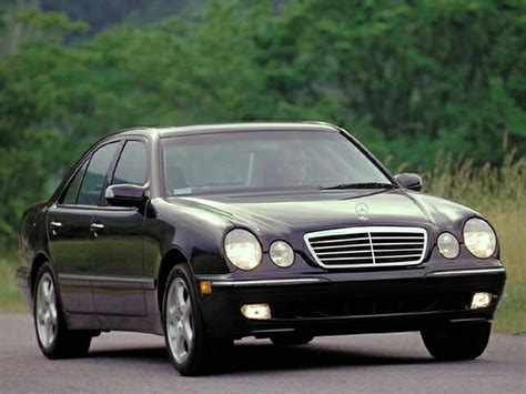 2000 Mercedesbenz Eclass Information