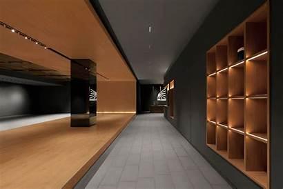 Interior Archdaily Space Mind Penda Retail Architecture