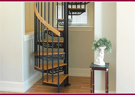 Steel Spiral Staircase Kits by Small Scale Homes Space Saving Stairs Amp Ladders For Small
