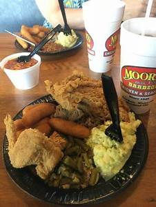 Moore's Olde Tyme Barbeque, New Bern - 3621 Dr M L King Jr ...
