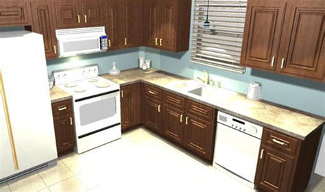 10x10 Kitchen Remodel Ideas  Home Design And Decor Reviews