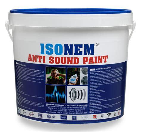 ISONEM ANTI SOUND PAINT - Isonem Paint & Insulation ...