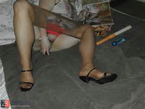 Tanya Old Pictures Part 1 Pantyhose Faux Cock High Heeled Slippers Nylons Plumper Mature Zb Porn