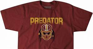 T Shirt The Redskins Draft Chase Young The Predator