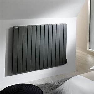 Radiateur Electrique 1000w : radiateur lectrique acova fassane premium horizontal ~ Melissatoandfro.com Idées de Décoration