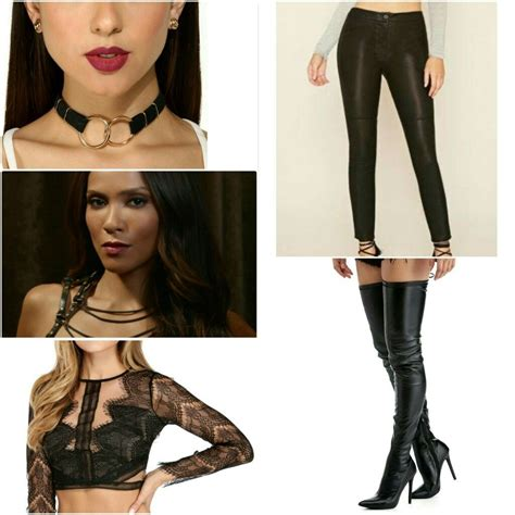 Maze Inspired Outfit With Windsor Clothes Lucifer