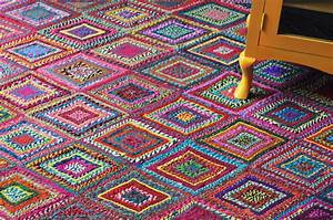 Ethnic Rug – Recycled Cotton Rugs