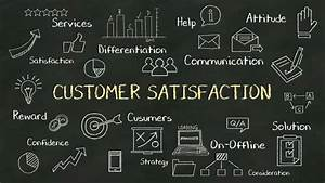 Handwriting Concept Of  U0026 39 Customer Engagement U0026 39  At Chalkboard  With Various Diagram  Stock Footage