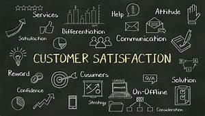 Handwriting Concept Of  U0026 39 Customer Engagement U0026 39  At Chalkboard