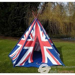 Tipi Indien Enfant : achat de tente sur le bois des jouets ~ Teatrodelosmanantiales.com Idées de Décoration