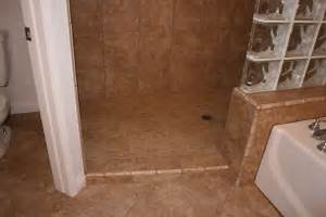 Image of: Reading Lips Doorless Shower The Proper Shower Tile Designs And Size