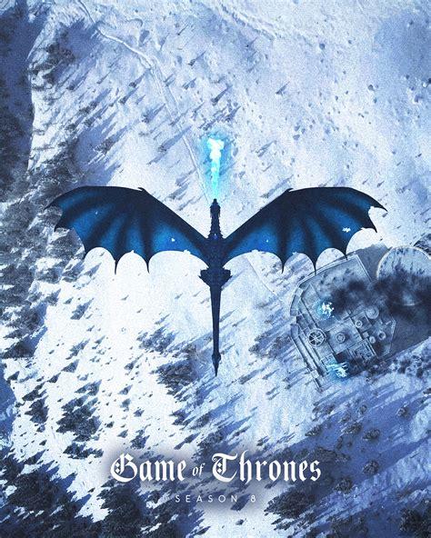 game  thrones season   posterspy