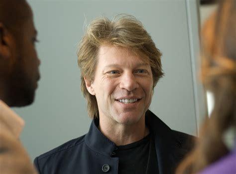 Jon Bon Jovi Characters Unite National Town Hall Zimbio