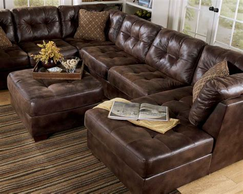 real leather sectional sectional sofa design best album of faux leather