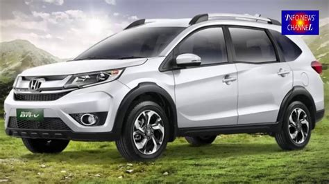 Review Honda Brv 2019 by New 2019 Honda Brv Redesign Crossover Will Be Much More